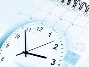 Расписание